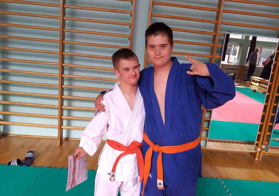 Klubowy Turniej Judo Osób Z Niepełnosprawnosciami [19.10.2019]