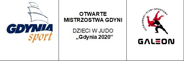 [Zawody] Otwarte Mistrzostwa Gdyni Dzieci w Judo [02.02.2020]