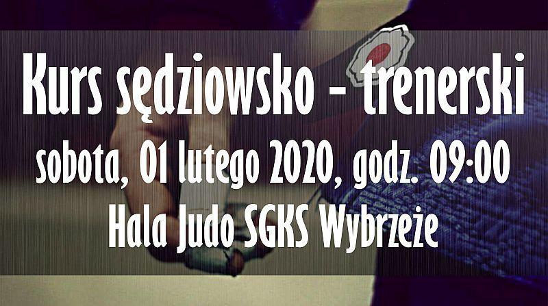Kurs trenersko sędziowski [01.02.2020]
